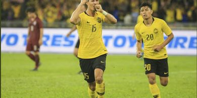 Hasil Kualifikasi Piala Dunia 2022, Malaysia Hajar Thailand, Vietnam Pukul Uni Emirat Arab