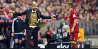 Kimmich Setuju dengan Rencana Muenchen untuk Pulangkan Guardiola