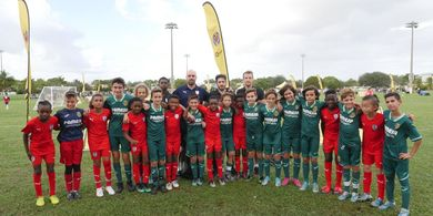 Bintang Villarreal Hadiri Yellow Cup di Miami