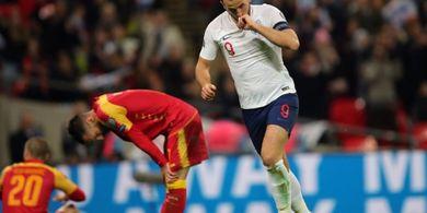 Cetak 12 Gol di Tahun 2019, Harry Kane Samai Rekor Terbaik Timnas Inggris