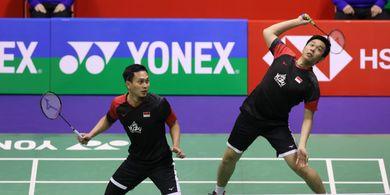 Hong Kong Open 2019 - Atasi Duo Menara, Ahsan/Hendra ke Partai Puncak