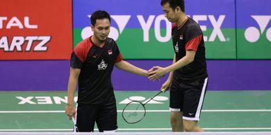Rekap Hong Kong Open 2019 - Indonesia Kirim 4 Wakil ke Semifinal