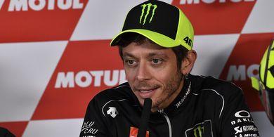 Valentino Rossi Tak Sangka Jorge Lorenzo Pensiun Lebih Cepat Darinya