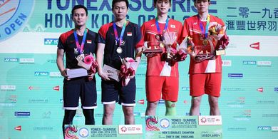 Update Klasemen Gelar Juara BWF World Tour 2019 - China Makin Nyaman di Puncak, Indonesia Ke-3