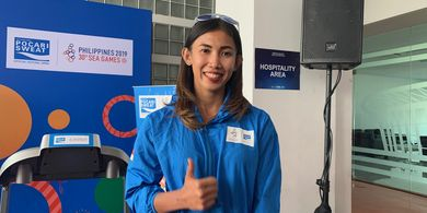 Cara Emilia Nova Jaga Kondisi Jelang SEA Games 2019 Usai Cedera