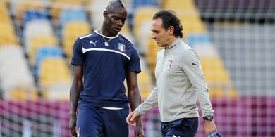 Prandelli Yakin Mario Balotelli Masih Bisa Kembali ke Timnas Italia