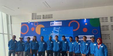 Pocari Sweat Jadi Minuman Resmi Atlet Indonesia untuk SEA Games 2019