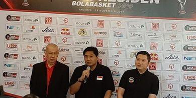 Piala Presiden Bola Basket Siap Bergulir, Presiden Jokowi Direncanakan Hadir