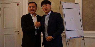 Kandidat Pelatih Timnas Indonesia, Shin Tae-yong Jalani Presentasi