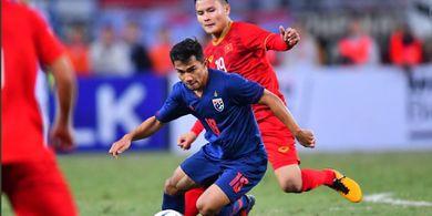 Sesumbar Pemain Timnas Vietnam, Sebut Timnas Indonesia dan Malaysia Sudah Tenggelam