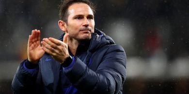 Pelatih Chelsea Frank Lampard Konfirmasi Dua Pemainnya Absen Lawan Manchester United