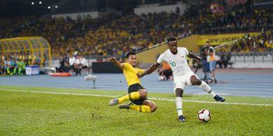 Media Malaysia Sebut Suporter Timnas Indonesia Merusak Bangku Stadion Bukit Jalil