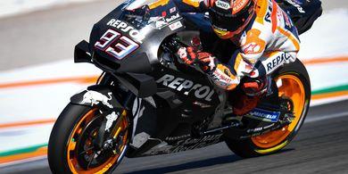 Sudah Ditolak Sebelum Negosiasi, Bos Ducati Legawa Marc Marquez Bertahan di Repsol Honda