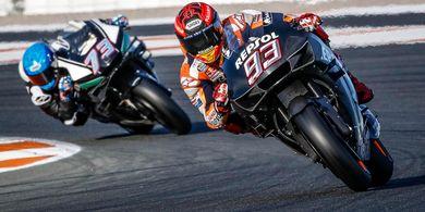 Marc Marquez Mengaku Butuh Motor Tercepat bukan yang Mudah untuk 2020