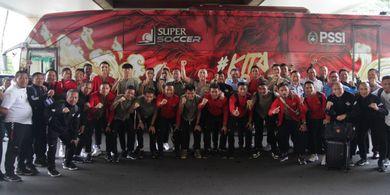 Jadwal Timnas U-22 Indonesia di SEA Games 2019, Lawan Pertama Thailand