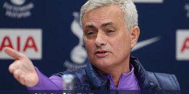Jelang Derbi London, Mourinho: Spurs Underdog, Chelsea Favorit 4 Besar
