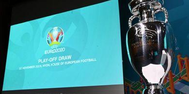 Hasil Drawing Play-off Euro 2020, Audisi Pemilik 4 Tiket Terakhir