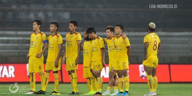 Kompetisi Dihentikan Sementara, Sriwijaya FC Tak Ditinggal Sponsornya