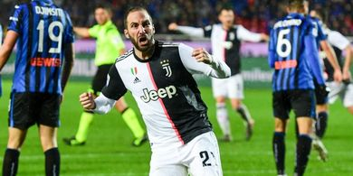 Siap Lepas Gonzalo Higuain, Juventus Pasang Harga Rp290 Miliar