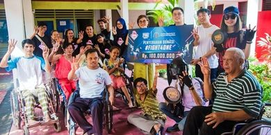 Semarak Kebersamaan, PUBG Mobile Donasikan Rp100.000.000 dalam Program 11.11
