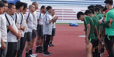 Nazar Indra Sjafri Andai Berhasil Meraih Medali Emas SEA Games 2019