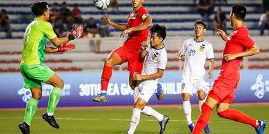 Usai SEA Games 2019, Pemain Timnas U-22 Singapura Ketiban Sial
