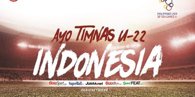 Link Live Streaming Timnas U-22 Indonesia Vs Vietnam, Final SEA Games 2019