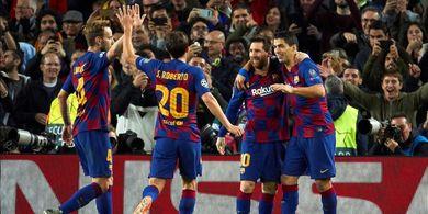 Starting XI Barcelona Vs Mallorca - Duel Dua Messi Beda Negara