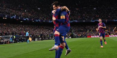 Suarez Bocorkan Syarat Messi Bertahan di Barcelona, Turuti atau Pergi