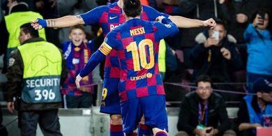Luis Suarez Dipecat, Lionel Messi Kirim Pesan Emosional hingga Ngamuk ke Barcelona