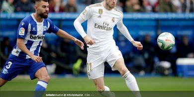 Rekor, Gareth Bale Menderita Lebih dari 2 Lusin Cedera di Real Madrid