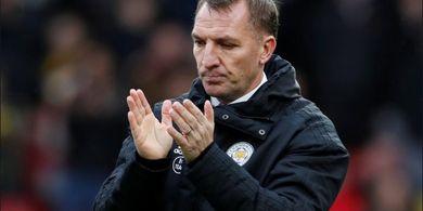 Jelang Laga Man United Vs Leicester, Rodgers Merasa Iba dengan Solskjaer
