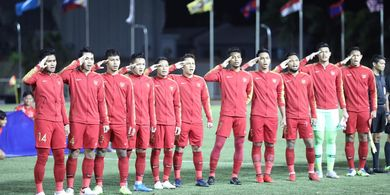 Link Live Streaming Timnas U-22 Indonesia Vs Vietnam di Final SEA Games 2019
