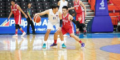 Tim Basket Indonesia Kalah, Pelatih Akui Para Pemain Tertekan