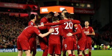 Liverpool Umumkan Nama Pemain yang Dibawa untuk Piala Dunia Klub