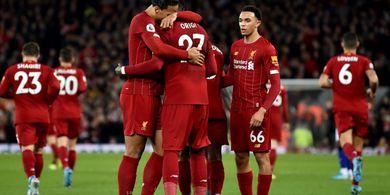 Kalahkan Man City, Man United Permudah Liverpool Menangi Liga Inggris
