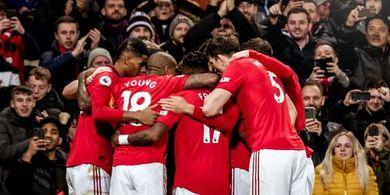 Man United, Spesialis Kebal Pukulan Raksasa Musim Ini