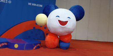 Pengunjung Mulai Berburu Souvenir Resmi SEA Games 2019 di WTC