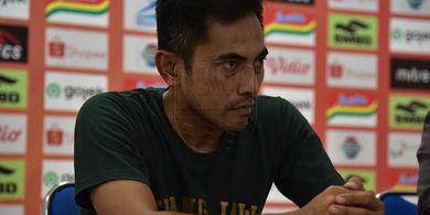 Pelatih PSS Sleman Sebut Persiapan Minimalis Jelang Lawan Persib