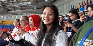 SEA Games 2019 - Lifter Putri Indonesia Ini Ingin Melebihi Prestasi Ibunya