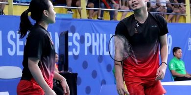 SEA Games 2019 - Gagal All Indonesian Finals, Rinov/Pitha Tak Puas