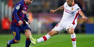 Hasil Liga Spanyol - Messi Cetak Hattrick Ke-35, Barcelona Rebut Kembali Puncak Klasemen