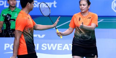 Rekap Hasil Bulu Tangkis SEA Games 2019 - Ruselli Buat Kejutan, 3 Wakil Indonesia Melaju Ke Final