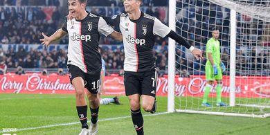 Dikartu Merah, Ronaldo Belikan iMac untuk Semua Pemain Juventus