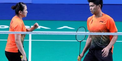 SEA Games 2019 - Praveen/Melati Ungkap Kunci Tembus Final