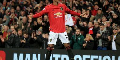 Jika Marcus Rashford Jadi Manager: Legenda Manchester United Ini yang Isi Timnya