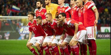 Skandal Doping, Timnas Rusia Dilarang Tampil di Piala Dunia 2022
