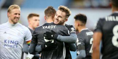 Hasil Lengkap dan Klasemen Liga Inggris - Leicester Ukir Sejarah Berkat Eks Pelatih Liverpool