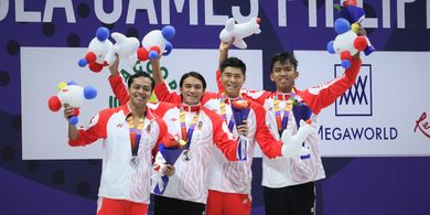 Perbandingan Bonus Emas SEA Games Atlet Filipina dan Indonesia