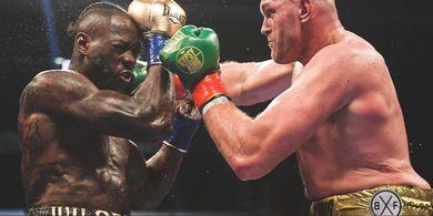 Duel Ulang Deontay Wilder vs Tyson Fury Dinilai Memecahkan Sejarah